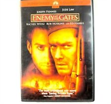 Enemy at the Gates DVD Movie Original Release