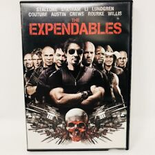 The Expendables DVD Free Shipping