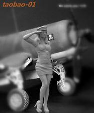 1/16 resin figure model kit 120mm Miniatures Sexy Pinup Girl R2043 Garage Kit