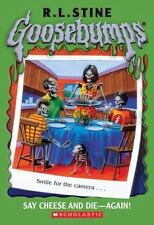 Goosebumps #44: Say Cheese and Die Again