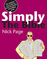 Simply the Bible, Nick Page | Paperback Book | Good | 9780745955230