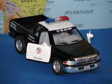 1/44 KINSMART DODGE RAM 1500 POLICE EMERGENCY 911 BRAND NEW & VHTF