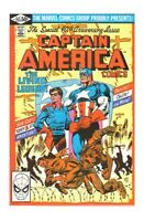 Captain America #255 (Mar 1981, Marvel)