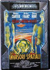 Dvd Gli invasori spaziali (Sci-Fi Collection) 1953 Usato