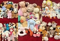 Jellycat Soft Toy Animals Various