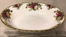 ROYAL ALBERT OLD COUNTRY ROSE ROUND  Serving Tureen