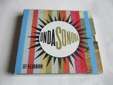 Onda Sonora Red Hot + Lisbon CD Various Artists IMPORT 23 Tracks DLX Package NEW