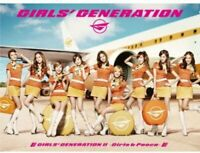 USED CD GIRLS 'GENERATION II ~ Girls & Peace ~ (Limited Edition) (CD + DVD)