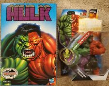 "Marvel Universe 3 3/4"" COMPOUND HULK NYCC 2011 Exclusive Action Figure MOC"