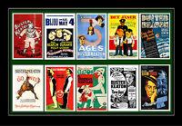 BUSTER KEATON -  FILM POSTERS POSTCARD SET # 3