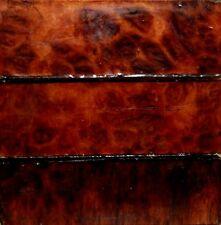 Australian Coolabah Burl Wood Knife Blocks (Resin Cast)