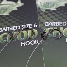 Gardner Tackle Ready Tied Chod Rigs Barbed or Barbless carp Fishing