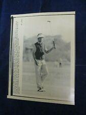 1990 PGA Steve Pate MCI Heritage Classic Hilton Head SC Vintage Wire Press Photo
