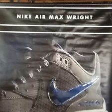 HUGE 58 X 76 NIKE AIR MAX WRIGHT BANNER!