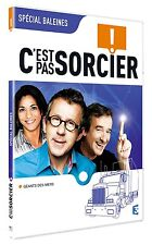 """DVD """"C est Pas Sorcier ;special baleines"""""""