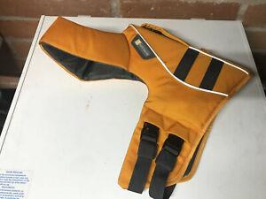Ruffwear K9 Float Coat Dog Life Jacket NEW without Tags..size Small Orange