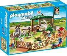 PLAYMOBIL 6635 - Zoo pour enfants NEUF + emballage d'origine