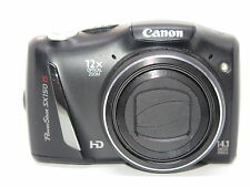 Canon PowerShot SX150 IS 14.1MP Digital Camera - Black