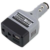 Small Car Charger Adapter 60W Power Inverter 12V to 230V 240V Converter Adapter
