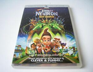 JIMMY NEUTRON: BOY GENIUS - DVD