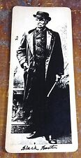 Black Bart English Poet Old West Criminal Stagecoach Robber Photo Photograph
