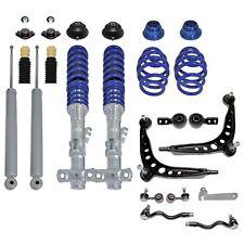 línea azul Suspensión Roscada PREMIUM + Set Brazo de control grande BMW Serie 3