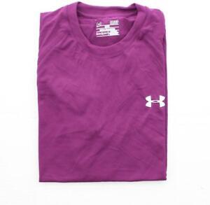 Under Armour Heatgear Shirt T-Shirt, Men's Loose Fit Active Short Sleeve Tee