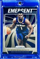 ZION WILLIAMSON 2019-20 PANINI PRIZM #1 ROOKIE CHROME INSERT NBA PELICANS RC