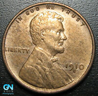1910 S Lincoln Cent Wheat Penny  --  MAKE US AN OFFER!  #P3806