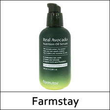 [Farmstay] Farm Stay Real Avocado Nutrition Oil Serum 100ml / Korea Cosmetic 1W2
