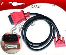 Autel J2534 Db-26 Mvci Obdii DLC cable Maxiflash Pro elite Maxisys Ms908s Pro...