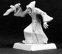 1 x DARKTHRALL CULTIST - WARLORDS REAPER miniature d&d jdr rpg mercenaire 14319