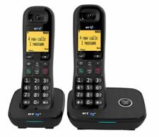 BT 1100 doublele Digital Cordless Phone DECT Home Twin TELEPHONE-bt100 double