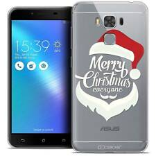 "Case Gel for Asus Zenfone 3 Max plus ZC553KL (5.5 "") Extra Fine Flexible Xmas"