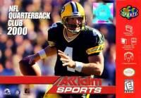 Nintendo 64 NFL Quarterback Club 2000 - Nintendo 64