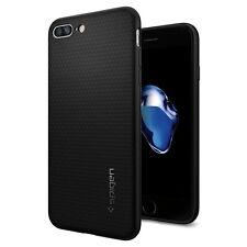 IPhone 7 Plus caso SPIGEN Liquid Armor Nero