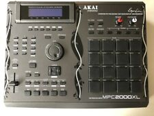 More details for custom!! akai mpc2000xl new led sreen ,virtual lcd ,8 out, 32 mb ram card reader
