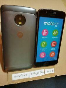 TELEPHONE PORTABLE FACTICE dummy smartphone N°B15-3 : MOTOROLA moto g5 gris