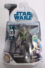 Star Wars General Grievous Clone Wars #06 1st Day of Issue Foil Card 2008