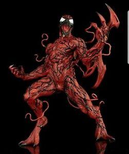 Authentic Kotobukiya: Marvel NOW! Carnage ARTFX+ PVC Figure 1/10 Statue Model