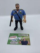 WWE WWF Hasbro Big Bossman Nightstick Series 1 Wrestling Figure Titan Complete