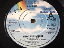 "B.B. KING-nella notte VINILE 7"""