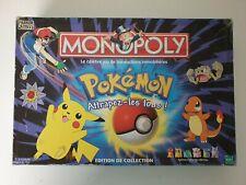 jeu de société : MONOPOLY POKEMON