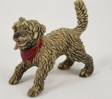 Schleich Mixed Breed Dog Playing Retired D-73527