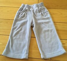 Baby Girls Violet GAP Trousers Size 12-18 Months