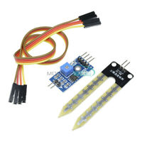 Soil Hygrometer Detection Module Soil Moisture Sensor Smart Car For Arduino
