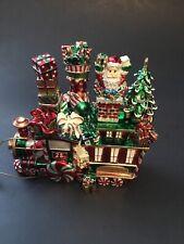 Radko Letters To Santa 5 Piece Spreader Set 3011409 Retired Christmas Train Nib