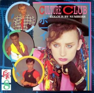 Culture Club - Colour By Numbers 180g VINYL LP MOVLP1585