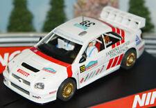 Ninco 50345 Subaru Impreza WRC Scalextric SCX Slot Car 1/32