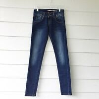 PLEASE Denim Size XS Made in Italy Skinny Jeans Stretch